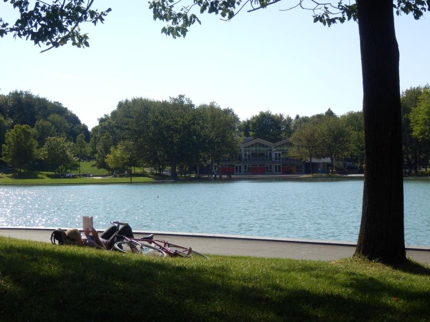 Le lac desCastors